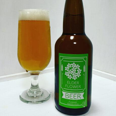 エルダーフラワービール